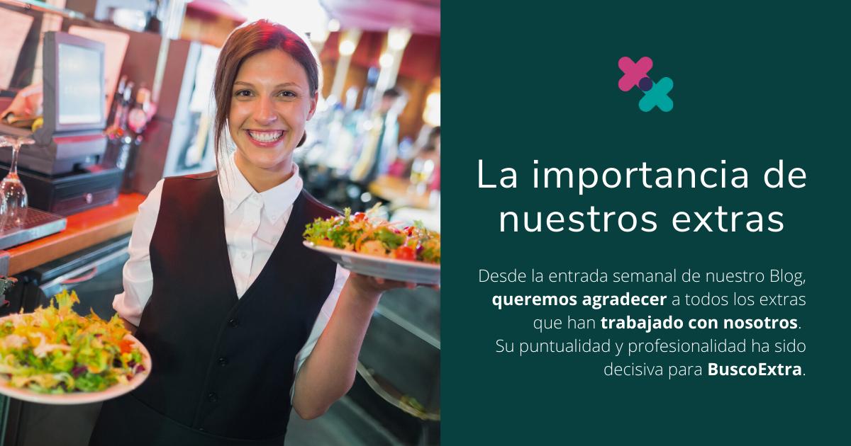 ofertas camarero madrid